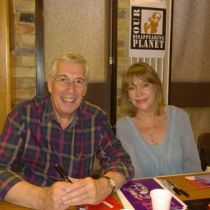Jeff Holland and Judy Buxton